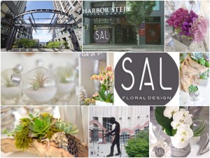 Sal Floral Design @ Harbor Steps