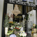 Sal Floral Design at Harbor Steps 1219 1st Ave.  Seattle, WA 98101 206-467-5549